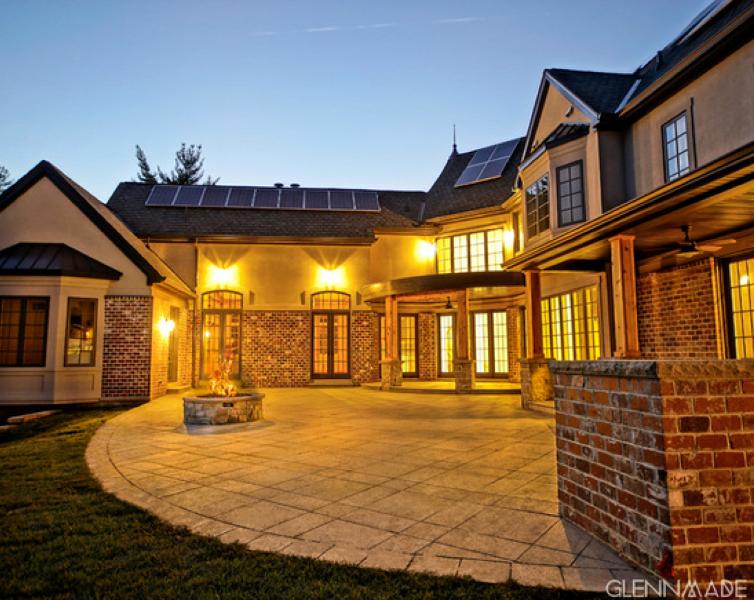 High Performance Luxury Home in Ladue, Missouri