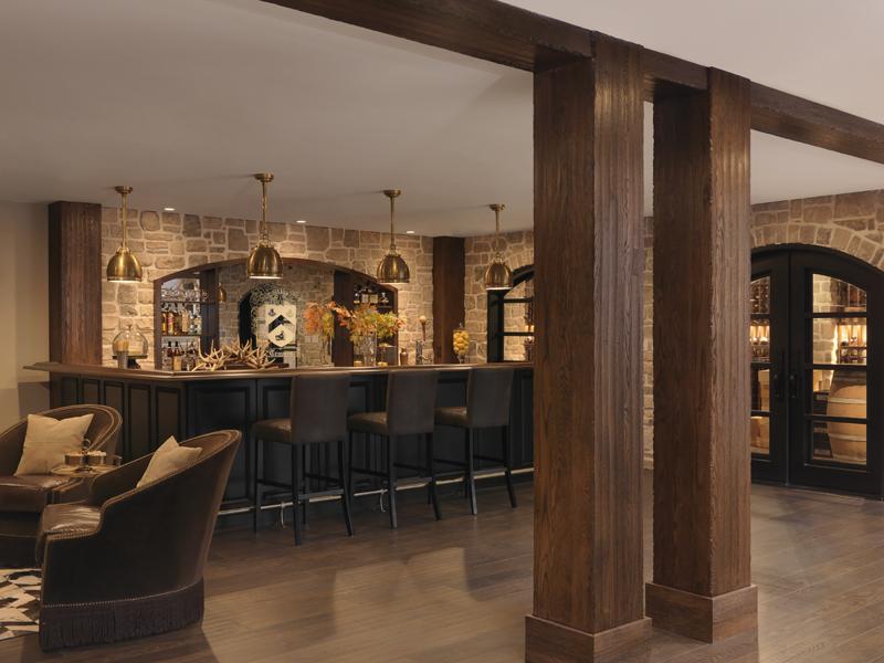 Irish Pub/Wine Cellar