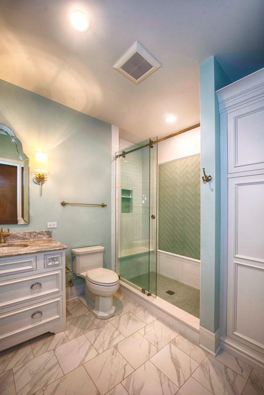 Shower - Bathroom 3