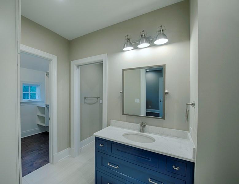 Jack & Jill Bathrooms