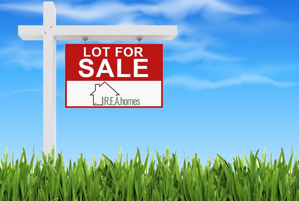 Homesites for sale R.E.A. Homes