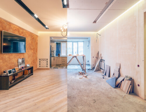 Move Out or Live in During Renovation?