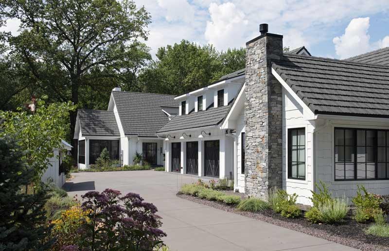 Modern Farmhouse Exterior 1