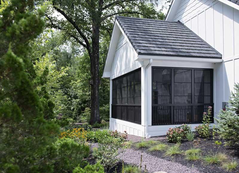 Modern Farmhouse Exterior 3